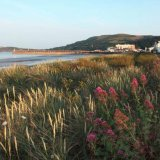 A Summer Evening on the Mooragh Prom