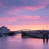 Ramsey Harbour Sunset 1