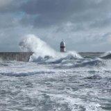Monster Wave at Castletown