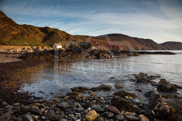 A Late Summer Evening at Niarbyl