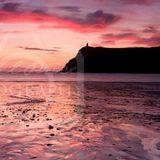 Bradda Head Sunset (panoramic)