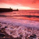 Laxey Sunrise