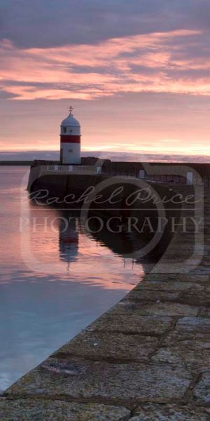 Castletown Sunrise Panoramic