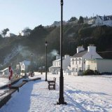 Winter Walk on Laxey Prom