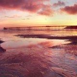 Queen's Pier Sunrise Clouds