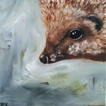 Sarah the hedgehog