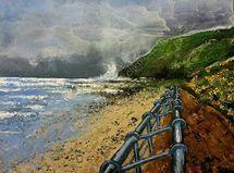 Berwick upon tweed spittal beach
