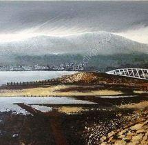 Newcastle-Mourne mountains. (Landscape no.1)