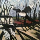 magpie in the park no.2