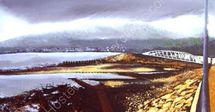 Newcastle-Mourne mountains. (Landscape no.2)