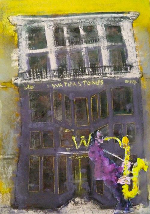 the bookshop on Bold Street