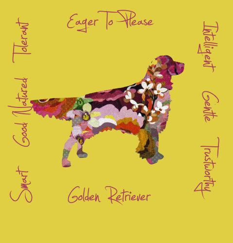 Golden Retriever Dog Breed Traits Print