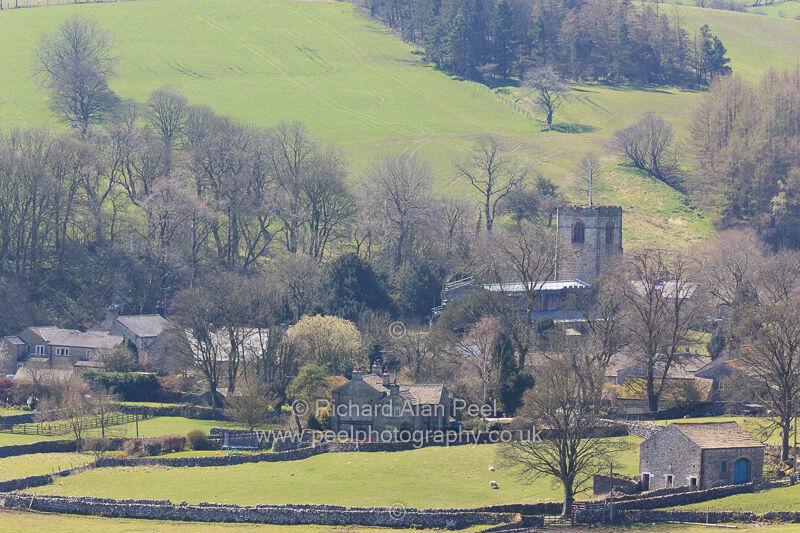 Kirkby Malham North Yorkshire England UK