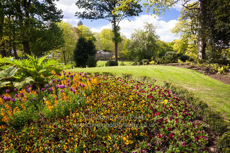 Roberts Park Saltaire Shipley West Yorkshire England