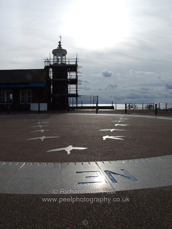The Stone Jetty Compass Morecambe Lancashire UK