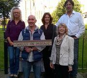 Clare, Steve, Ruth, Ian and Chris