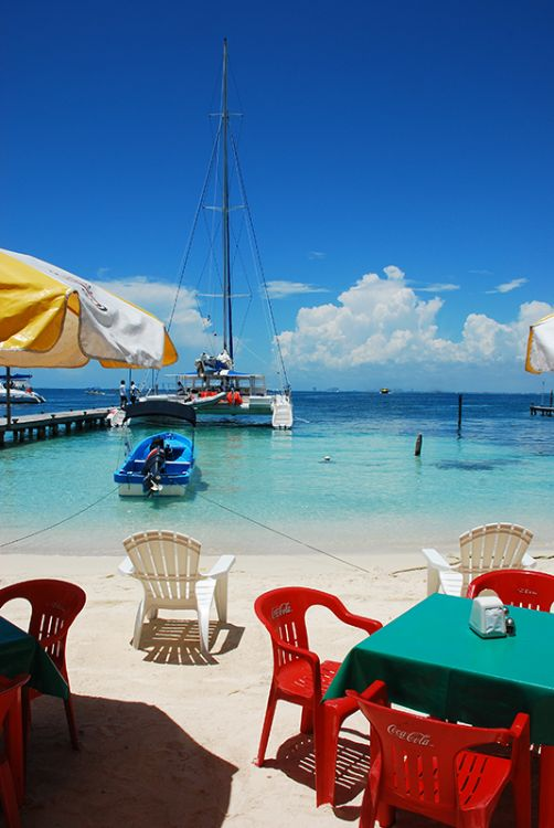 0124-Isla Mujeres Mexico Vertical