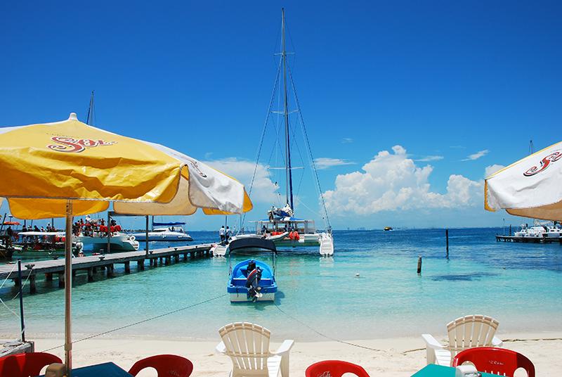 0125-Isla Mujeres Mexico Horizontal