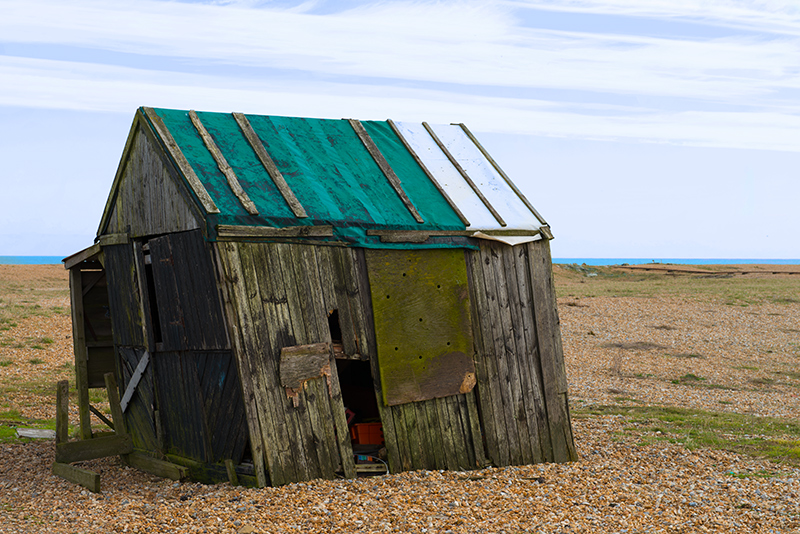 0640-Dungeness Fishermans Hut