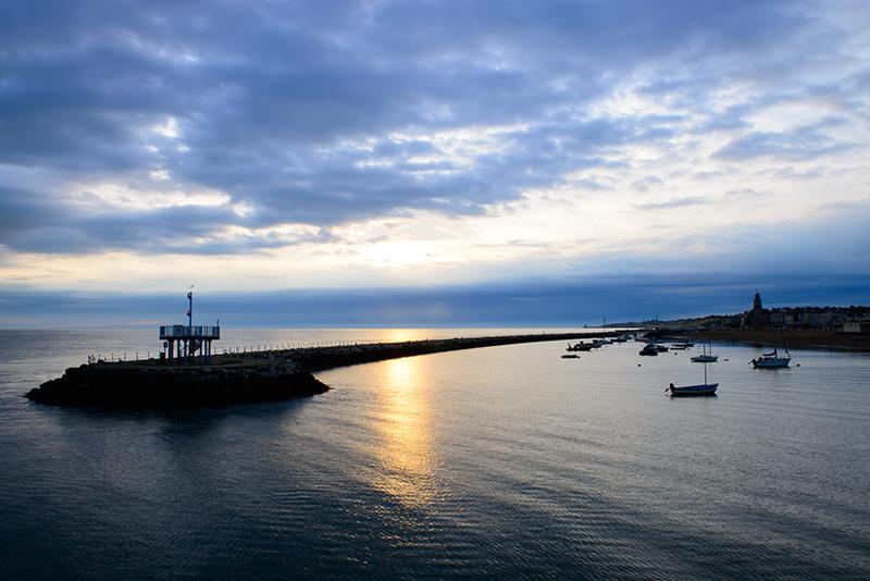 1720-Herne Bay Neptune's Arm Sunrise