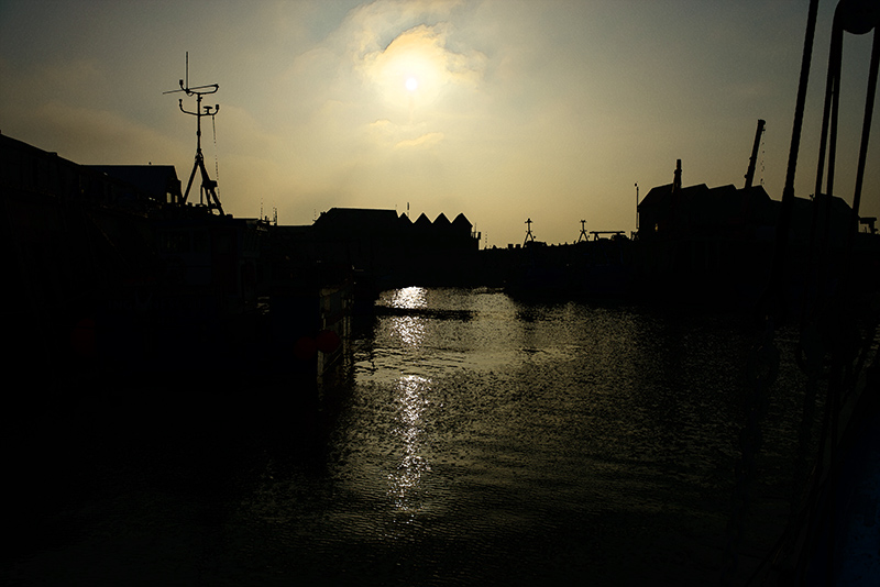 3544-Sunset Whitstable Harbour