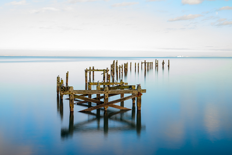 3793-Old Pier Ruins Swanage