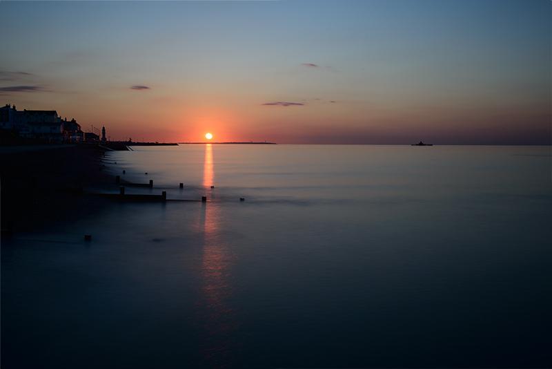 5534-Herne Bay Sunset