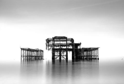 5784-I'm Still Standing West Pier-Ruins Brighton