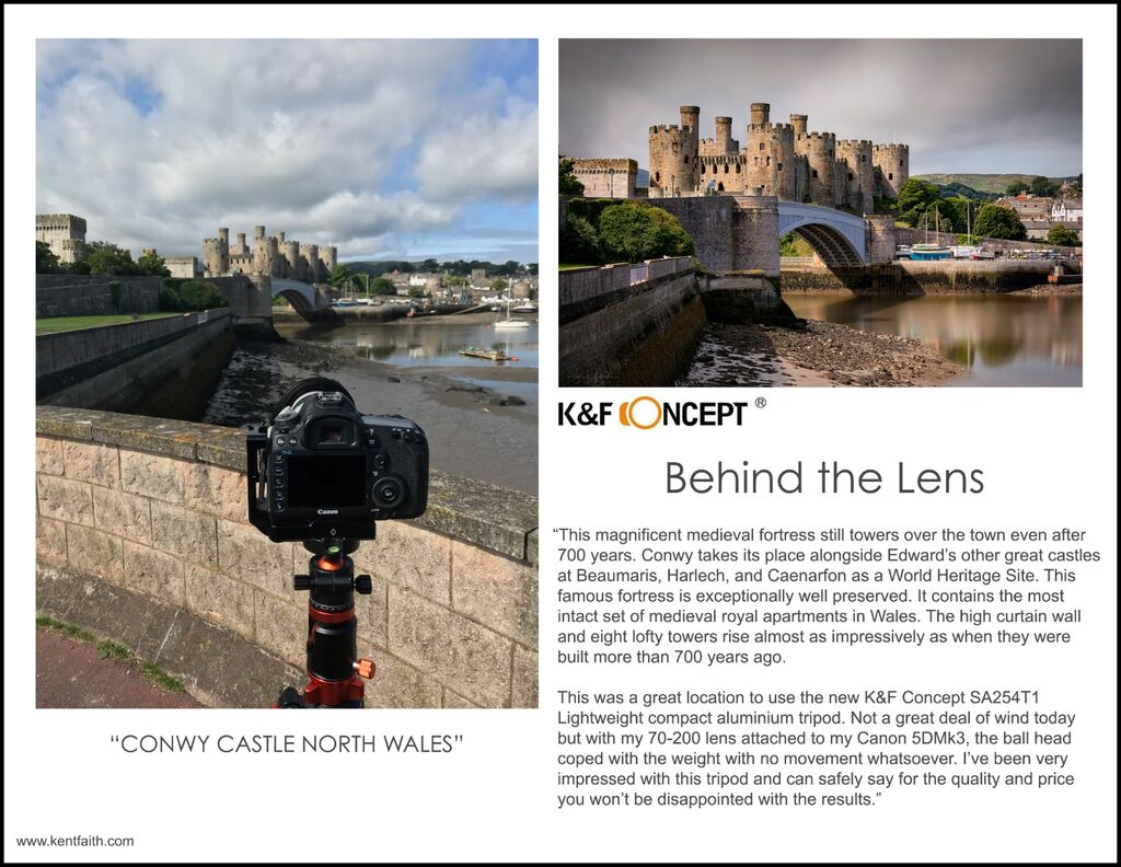 10k&f behind the Lens new conwy