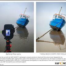 14k&f behind the Lens blue boat MEOLS LITTLE BLUE BOAT