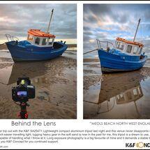 15k&f behind the Lens blue boat MEOLS