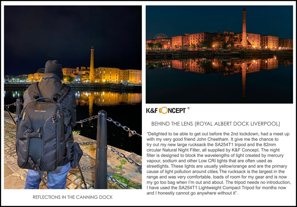 16K&F Albert Dock Reflections. copy
