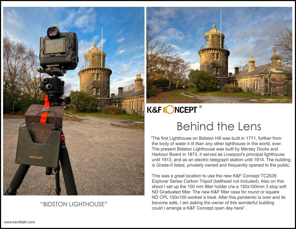 17k&f behind the Lens Bidston Lighthouse