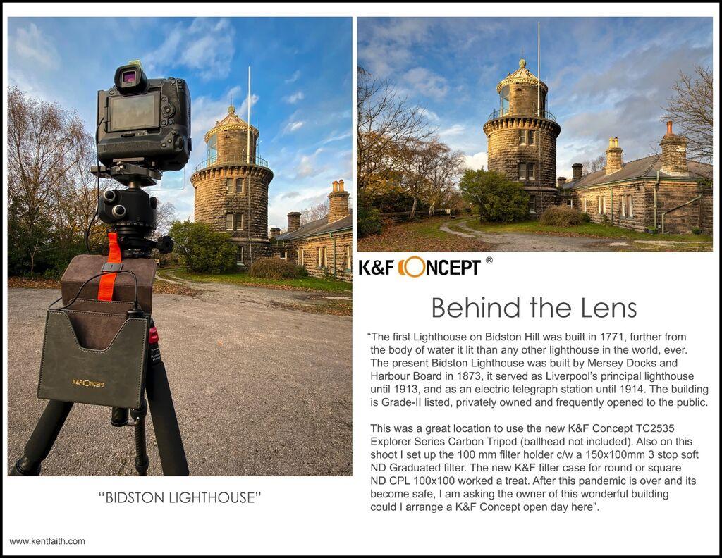17k&f behind the Lens Bidston Lighthouse
