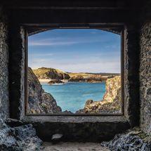 Room with a View Llanddwyn