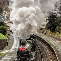 Santa Special Llangollen Railway