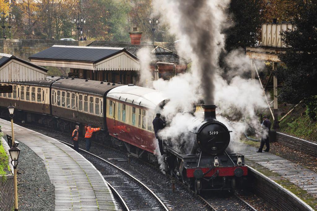 5199 Llangollen Railway