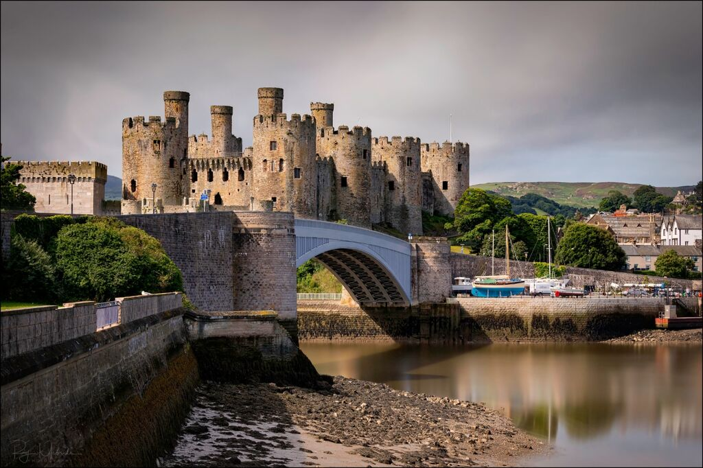 Conwy Castle3