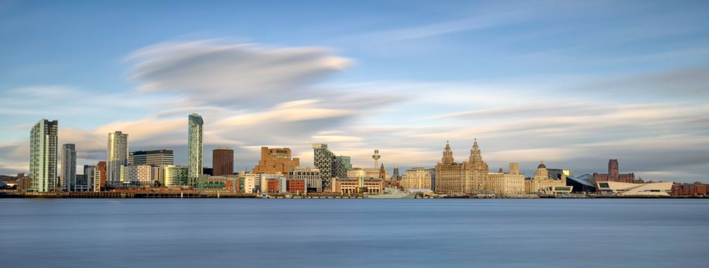 Iconic Liverpool Waterfront