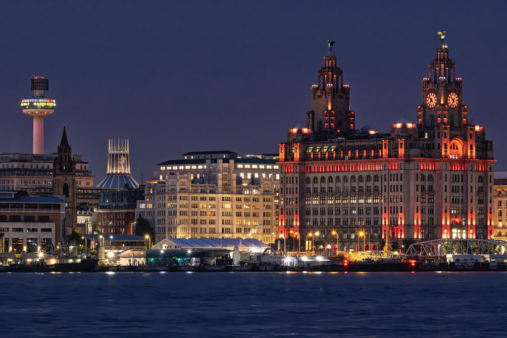 """Liverpool Liver Buildings"