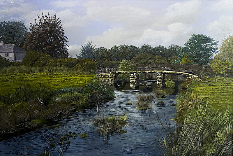Two Bridges Dartmoor