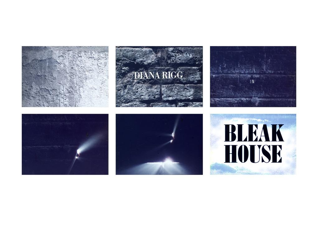Bleak House, Title Sequence Stills