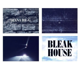 Bleak House, Title Sequence Stills