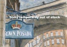The Crown Posada, Newcastle upon Tyne. 7X5 inch fine art print