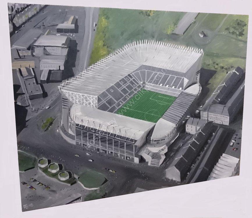 St James Park, Newcastle United