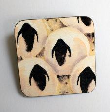 'Sheep' printed coaster