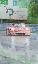 porsche 911 rsr pink pig LM2018
