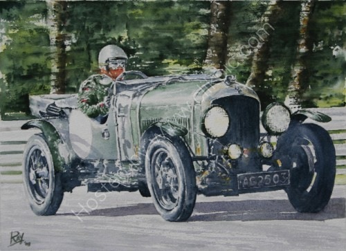 "Bentley 1927 4.5litre ""Le Mans"""