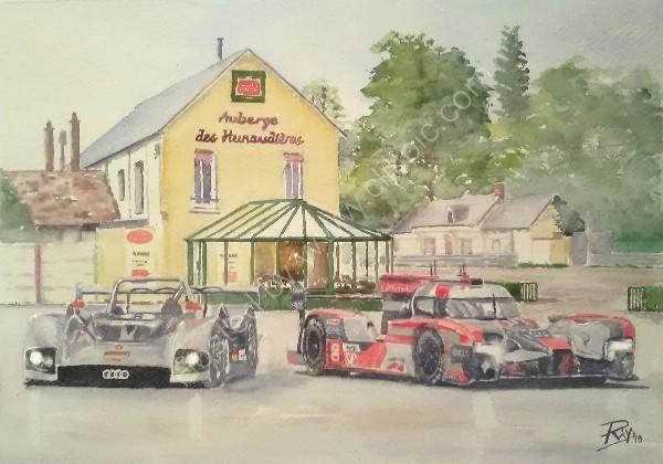 Audi Le Mans 1999-2016
