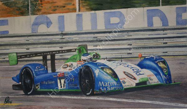 Pescarolo Judd, Le Mans 2006